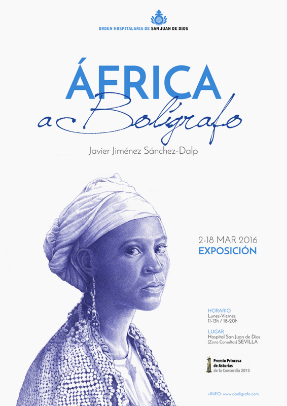 AFRICA A BOLIGRAFO